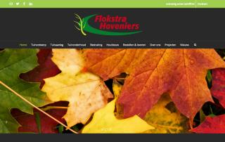 Flokstra Hoveniers Tuinontwerp Tuinaanleg Tuinonderhoud Sierbestrating Houtbouw Hoveniersbedrijf